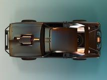Buggy car Royalty Free Stock Image