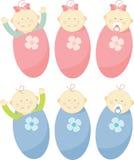 Buggy de bebê Imagem de Stock
