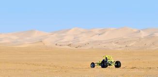 Buggy de duna fotografia de stock