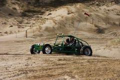 Buggy de duna foto de stock royalty free