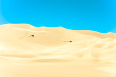 Buggy in the desert Stock Photography