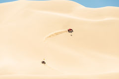 Buggy in the desert Stock Photos