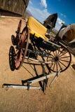 Buggy do cavalo do vintage Imagem de Stock Royalty Free