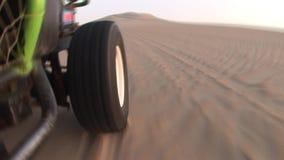 Buggy in Dunes, peru Stock Image