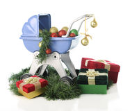 Buggy festivo foto de stock