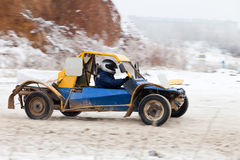 Buggy racing Royalty Free Stock Photos