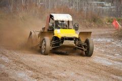 Buggy racing Royalty Free Stock Photo