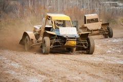 Buggy racing Royalty Free Stock Photos