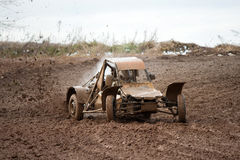 Buggy racing Stock Images
