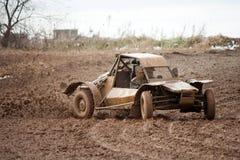 Buggy racing Stock Photography
