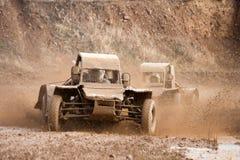 Buggy racing Stock Photos