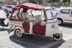 Buggy in Rome Royalty Free Stock Images