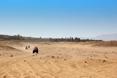 Buggy safari in Egypt. Extreme off road racing. Desert delight Stock Image