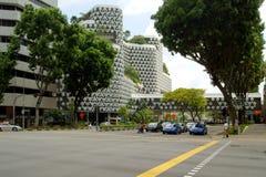 Bugis+ winkelcomplex, Bugis, Singapore Royalty-vrije Stock Foto's