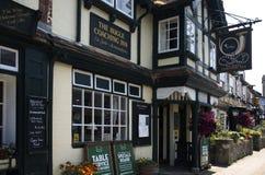 The Bugle Coaching Inn. Yarmouth Isle Of Wight Stock Photos