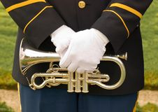 Free Bugler Stock Photography - 8903072