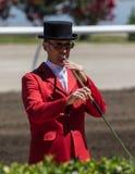 The Bugler Calls Stock Photo