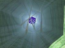bugs тоннель robo Стоковое Изображение