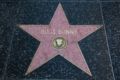 Free Bugs Bunny Hollywood Star Royalty Free Stock Photo - 68347205