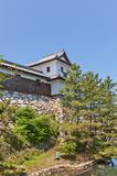 Bugu Yagura turret of Imabari Castle, Japan Stock Image