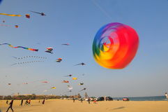 Buhamad Kites Team Stock Images