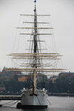 Buhonero del Af del buque Fotografía de archivo