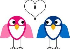 Buhos en amor libre illustration