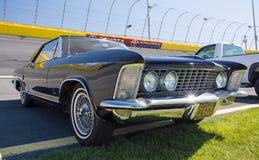 1963年Buick里维埃拉汽车 库存图片