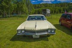 1966年buick野猫 库存照片