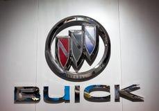 buick λογότυπο Στοκ Εικόνες