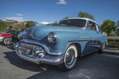 1951 Buick οκτώ λουξ Στοκ φωτογραφία με δικαίωμα ελεύθερης χρήσης