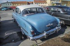 1951 Buick οκτώ λουξ Στοκ Εικόνες