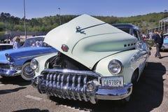 老buick 免版税库存图片