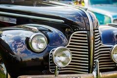Buick Acht - retro auto Royalty-vrije Stock Fotografie