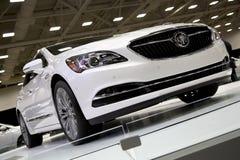 Buick Auto toont in stad Dallas Royalty-vrije Stock Fotografie