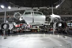 Buick automobile structure Stock Photo