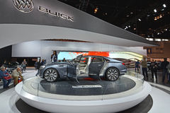 Buick Avenir royaltyfria bilder