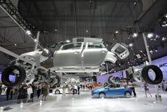 Buick bilstruktur royaltyfri foto