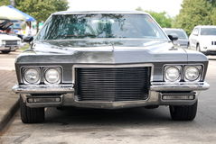 Buick car. Classic car Buick Riviera on road Stock Images