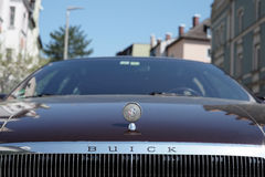 Buick Royalty Free Stock Photos