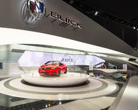 2017 Buick Cascada Royalty-vrije Stock Afbeelding