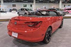 Buick Cascada na pokazie Obraz Royalty Free