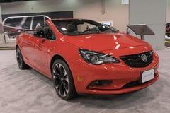 Buick Cascada op vertoning Stock Afbeelding