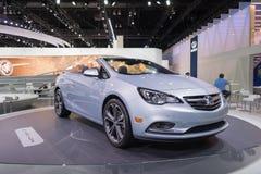 Buick Cascada sur l'affichage Image stock