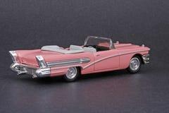 Buick Century 1958. 1958 Buick Century, New-Ray 1:43 scale diecast automotive miniature replica Royalty Free Stock Photos