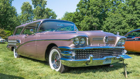 1958 Buick Century Caballero Stock Photography
