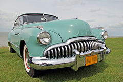 Buick Classic八roadmaster 免版税图库摄影