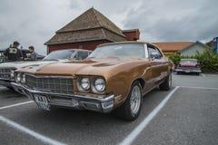 1972 Buick-Convertibele Veldleeuwerik Royalty-vrije Stock Foto