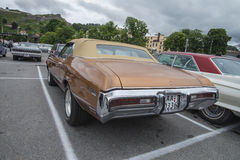 1972 Buick-Convertibele Veldleeuwerik Royalty-vrije Stock Foto's