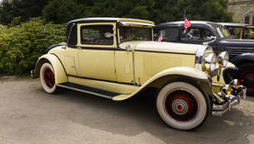 Buick-Coupé 1929, Uitstekende auto's, Luxeauto's Royalty-vrije Stock Afbeelding